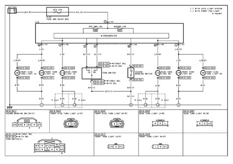 Brake Warning Light Switch Diagram by Repair Guides Signal Lighting System 2004 Turn And