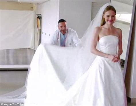 Inside Kate Bosworth And Oscar De La Rentas Intimate