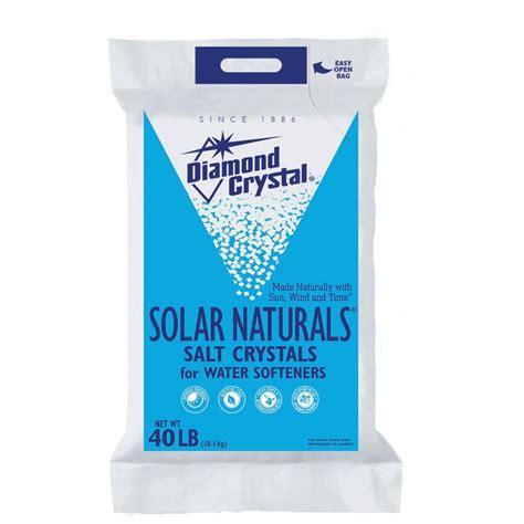 Ideas For Kitchen Window Treatments - diamond crystal solar naturals water softener salt