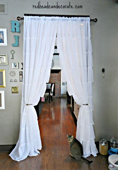 kitchen design curtains 1000 ideas about closet door curtains on 1173