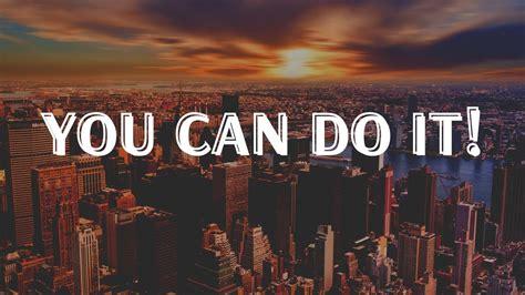 Motivate me! - YouTube
