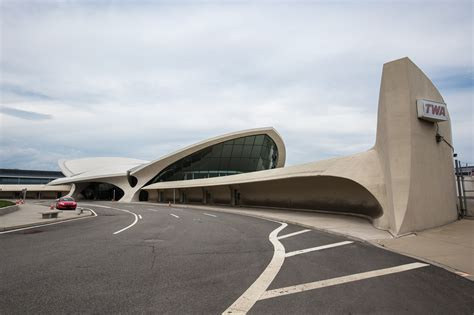 Jfk's Iconic Terminal To Become The Twa Flight Center