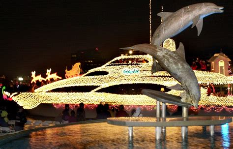 dazzling december holiday events across florida s gulf
