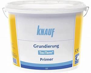 Knauf Easy Putz Grundierung : tectem grundierung knauf 5 l bei hornbach kaufen ~ Michelbontemps.com Haus und Dekorationen