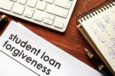 military student loan forgiveness  discharge programs