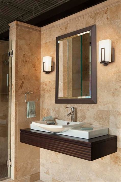 Bathrooms  Modern  Bathroom Vanity Lighting Cleveland