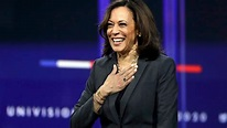 Democratic race: Kamala Harris campaign couldn't attract ...