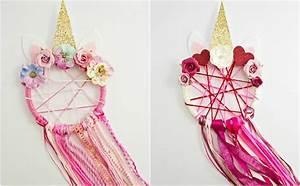 Attrape Reve Fait Main : decoration licorne fait main ~ Dode.kayakingforconservation.com Idées de Décoration