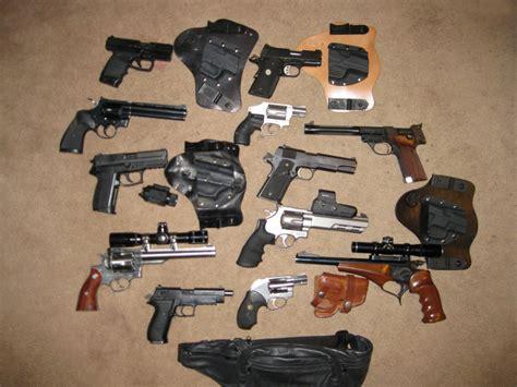 zombie weapons survival gun apocalypse guns zombies handguns pistols ron survive handgun kill melee accessories tools hand armslist attack light