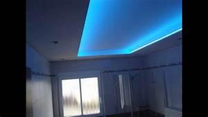 Raumausleuchtung Mit Led : indirekte raumbeleuchtung mit rgb led stripes youtube ~ Sanjose-hotels-ca.com Haus und Dekorationen
