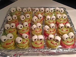 Fingerfood Für Kindergartenfest : frosch cupcakes rezepte suchen ~ Orissabook.com Haus und Dekorationen