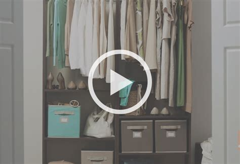 Building Your Own Closet by How To Build A Closet Organizer At The Home Depot