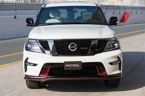nissan patrol nismo  loaded suv cars news