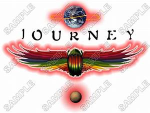 Journey (band) Iron Ons