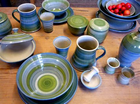 Keramik Geschirr Grün by Keramik Im Steigerwald Keramik Blau Gruen P1000707