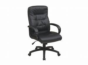 Black Leather Executive Chair Available At Arnold39s Office