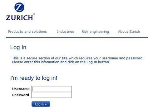 Zurich american insurance company serves clients in the united states. Zurich North America Login Guide | www.zurichna.com Login