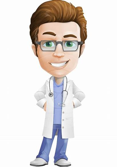 Doctor Clipart Background Male Transparent Young Boy