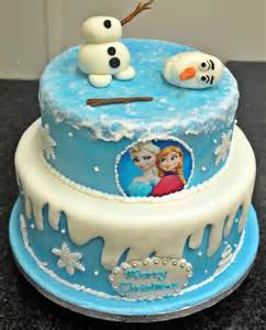 Frozen Characters Birthday Cakes