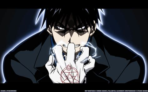 roy mustang wallpapers hd desktop  mobile backgrounds