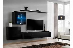 Ensemble Meuble TV Design COSTA 15 Cbc Meubles
