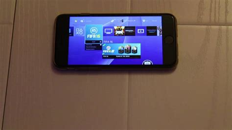 remote play iphone ps4 remote play on iphone w sony official app