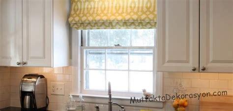 Kitchen Curtain Ideas Photos - mutfak perde modelleri ve mutfağa uygun perde dekorasyonları