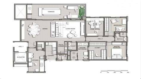 contemporary home designs and floor plans modern house plans modern home design plans modern