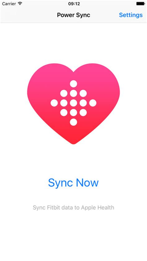 how to sync fitbit to iphone power sync for fitbit sync to health app apprecs