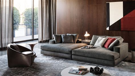 canapé minotti hamilton lounge sofas from minotti architonic