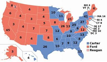 1976 Elections States United