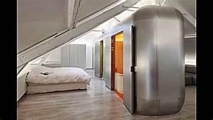 All In Wohnungen : hi tech loft wohnung in belgien kempart loft von dethier architecture youtube ~ Yasmunasinghe.com Haus und Dekorationen