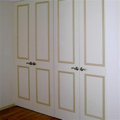 How To Paint Cupboard Doors by Home Dzine Bedrooms Rev Built In Bedroom Cupboard Or