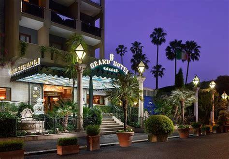 hotel rome co dei fiori parco dei principi grand hotel spa rome italy