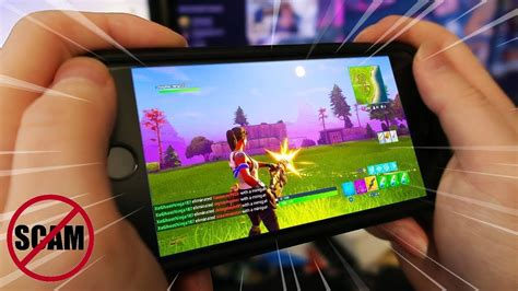 como descargar fortnite en android epic games youtube