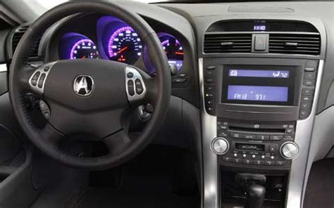 acura tl price fuel economy review road test