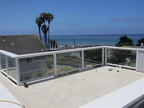 steam shower bathroom designs tempered glass balcony railing sunset cliffs patriot