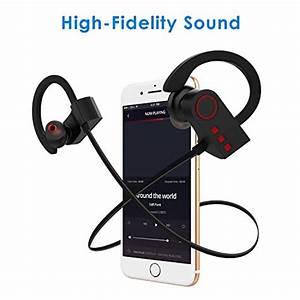 Bluetooth Kopfhörer On Ear Test : jetech bluetooth kopfh rer 4 1 sport drahtlose stereo ~ Kayakingforconservation.com Haus und Dekorationen