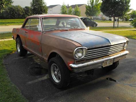 Purchase New 1963 Chevrolet Chevy Ii Nova Gasser In