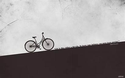 Bicycle Bike Desktop 4k Wallpapers Einstein Phrase