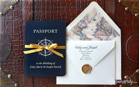 Best 25+ Passport Invitations Ideas On Pinterest