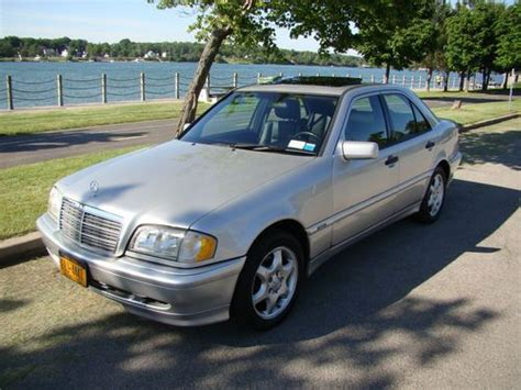 Now i know i havent owned the car for too long to talk about maintenance and such. Purchase used 2000 Mercedes-Benz C230 Kompressor Sport in ...