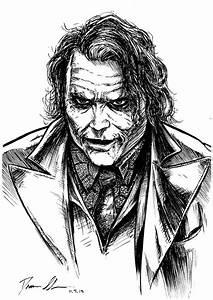 Joker Tattoo Ideas and Joker Tattoo Designs   Page 2