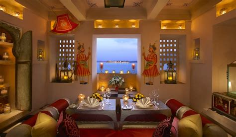 Fine Dining In India An Interview With The Leela Palace