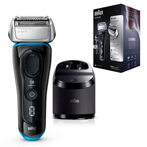braun series 8 braun elektrorasierer series 8 8365cc clean charge