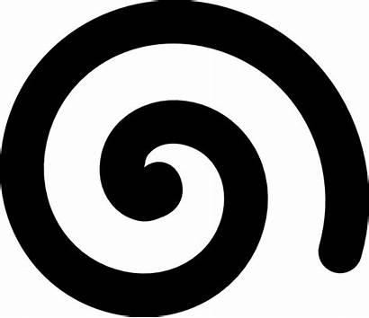 Spiral Simple Clipart Clip Clker Hi