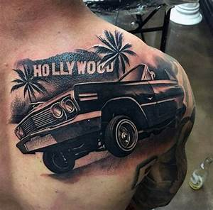 Lowrider Tattoos - Tattoo Collections