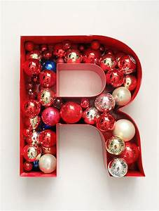 261 best images about lettera r on pinterest illuminated With lighted letter ornaments