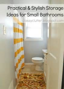 bathroom storage ideas for small bathrooms practical and stylish storage ideas for small bathrooms clutter