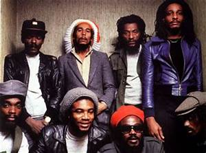 Bob Marley and His Family | Bob Marley & the Wailers ...